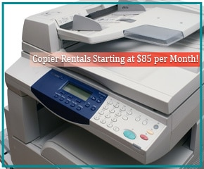 Copier Rentals